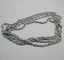 One set of Nice Handmade Necklance 24in long for one side (total 48in long)