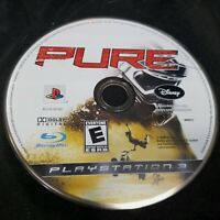 Pure Sony PlayStation 3 PS3 Disc Only