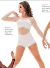 Reverence Style 3313s Blank Page Size AXS Lyrical Jazz Acro dance costume