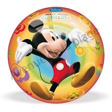 Ballon balle 23 cm La maison de Mickey, foot football jeux jouet Disney neuf