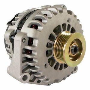 High Output 300 Amp NEW Alternator For K1500 C2500 Suburban C3500HD Truck