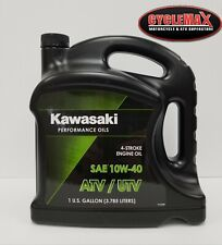 Kawasaki OEM Performance ATV/UTV Engine Oil 10W40 1 Gallon K61021-304