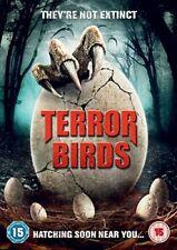 TERROR BIRDS - DVD **USED VERY GOOD** FREE POST***