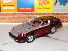 1976-83 DATSUN 280ZX TURBO 1/64 SCALE DIECAST DIORAMA COLLECTIBLE MODEL W6