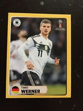 Panini McDonalds Sticker WM 2018 M8 Timo Werner