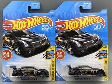 Lot of 2 Vehicles HOTWHEELS 2018  70/365  '16 Cadillac ATS - V R  7/10