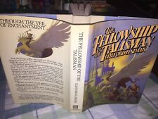 The Fellowship of the Talisman by Clifford D Simak - First edition sept 1978