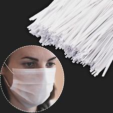 Plastic NOSE BRIDGE CLIP Strip Wire Core For Face Mask Making Crafts