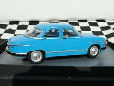 CHECKERED FLAG PANHARD PL17  BLUE CHRS-001-C  1:32 SLOT  NEW OLD STOCK BOXED LE