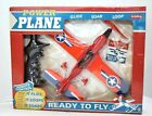 Schylling Power Plane Ready to Fly 2012 ~ NEW Box Damage