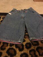 The ECKO UNLTD Co Men's Blue Denim Jean Shorts Sz 28 Clothes