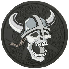 Maxpedition Schedel Van Viking 3D Pvc Rubber Badge Tactisch Moreel Patch
