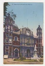 Mexico, Basilica de Guadelupe Postcard, B225