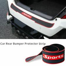 Car Rear Bumper Protector Rubber Scratch Guard Non-slip Pad Cover Accessories