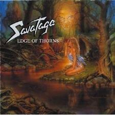 """SAVATAGE """"EDGE OF THORNS"""" CD 15 TRACKS NEW+"""