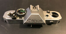 Canon Ae-1 Program Replacement Top Plate