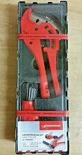 Rothenberger Set Tube Cutter TC35 70027 Rocut TC42 52000 in Robox B2650 *NEW*