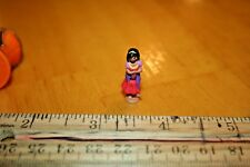 Polly Pocket Tiny Collections Hunchback of Notre Dame Esmeralda Figure Only-Used