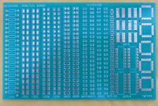 13.5x9 Cm PCB Placa Veroboard prototipo tira VERO de montaje en superficie SMD DIP Sot