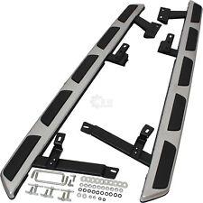 Trittbretter Schweller Side Steps Aluminium Anbaumaterial für Audi Q3 06.11->>