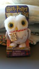 Harry Potter Owl With Messaging New In Original Packaging