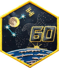 International Space Station - Expedition 60 -  9.5cm x 11cm