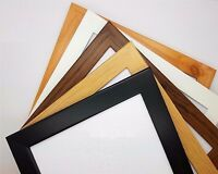 Photo Frame Picture Poster Wood Effect Wall Decor Collage Multi Hanging Frames