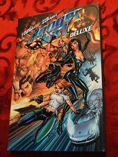 Comic Book Graphic Novel Danger Girl Deluxe