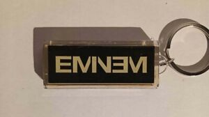 """Authentic Eminem Recovery Light-up """"Monster"""" Keychain"""