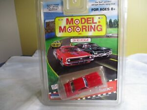 Model Motoring Pontiac GTO Judge Slot Car HO scale