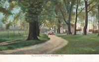 FARMINGDALE NJ – The Deserted Village of Allaire – udb (pre 1908)