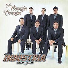 Industria Del Amor : De Corazon a Corazon CD