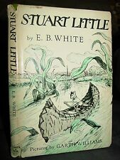 Stuart Little, By E.B. White, Story of a Mouse In New York City, Hardcover 1945