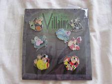 Disney Trading Pin 78566: Mini-Pin Collection - Villains