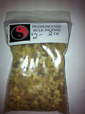 BULK FRANKINCENSE INCENSE IN THE 2 OZ SIZE