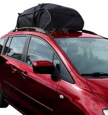 Cargo Luggage bag Carrier XL Car Van Roof top rack Fold Up Box Soft EASY FIT