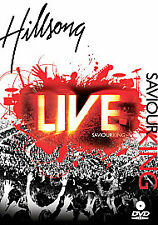 Hillsong - Saviour King. DVD. Top Music. Amazing Hard to Find Bargain. **£1.50**