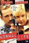 Normal Life-New Line DVD-Region 1-Ashley Judd-Luke Perry-OOP/Rare