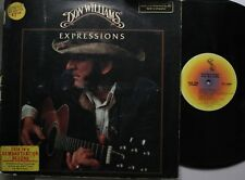 Country Lp Don Williams Expressions On Abc