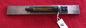 """12"""" Flat machinist level with Brass Vial"""
