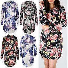 Unbranded Polyester Collar Long Sleeve Dresses for Women