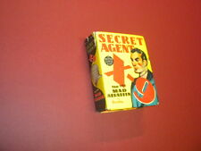 SECRET AGENT X-9 AND THE MAD ASSASSIN Big/Better Little Book 1938 WHITMAN