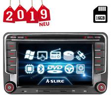 DVD GPS Autoradio NAVI für VW GOLF 5 6 PLUS SHARAN TIGUAN POLO SEAT DAB+ Karte