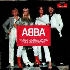 22761  ABBA  TAKE A CHANCE ON ME  I'M A MARIONETTE
