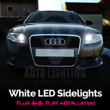 For Audi A4 B7 RS4 2004-2008 Xenon White LED Sidelight Bulbs *SALE*