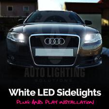 Audi A4 B7 RS4 2004-2008 Xenon White LED Sidelight Bulbs *SALE*