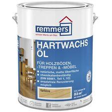 Remmers Hartwachsöl seidenmatt 0695 farblos 2,5 l