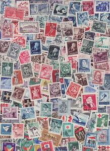 Tolle Sammlung ältere Marken Polen gestempelte Werte  r218