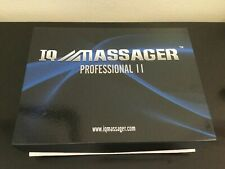 IQ Massager Professional II With 2 Sets of Slippers and Massage Belt NEW