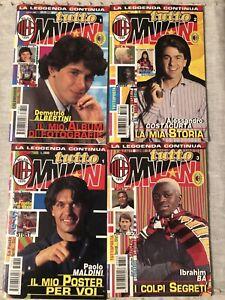 Lotto Tutto Milan Forza Milan 1997 1998 Poster